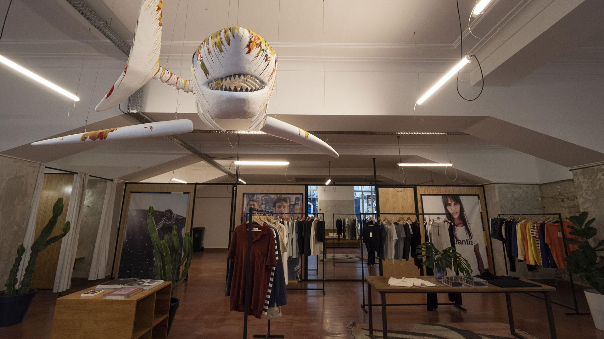 Há mais uma loja da marca portuguesa +351 em Lisboa