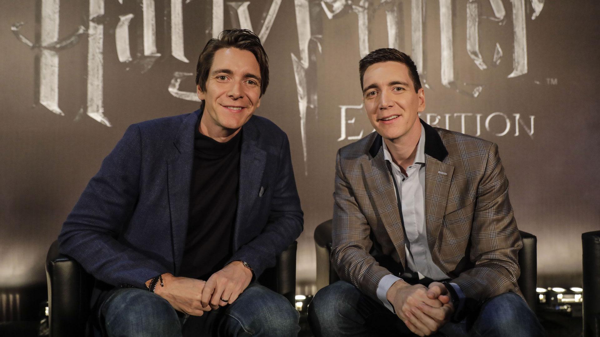 """Entrevistámos os gémeos Weasley, de """"Harry Potter"""""""
