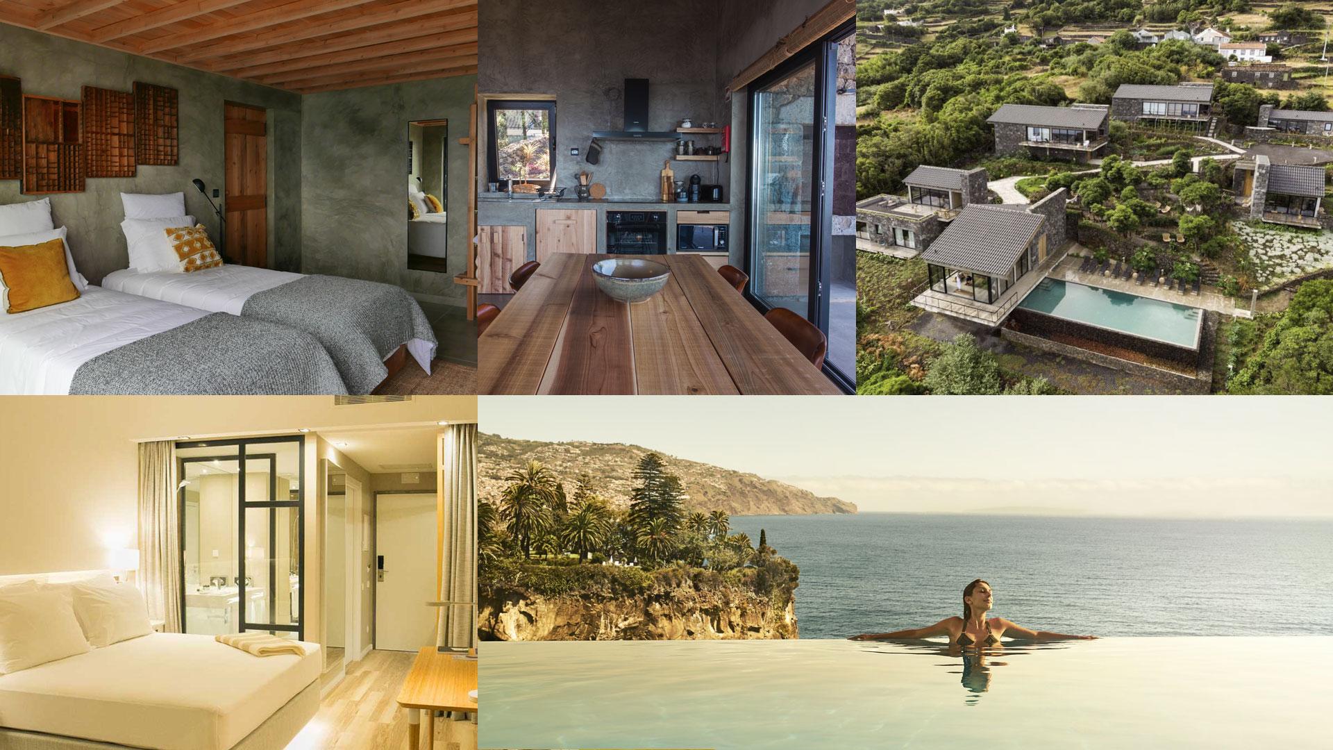 Os 10 melhores hotéis que abriram em Portugal este ano