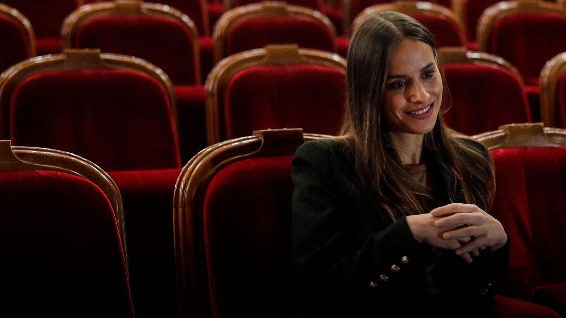 Mariana Monteiro, a Julieta contemporânea