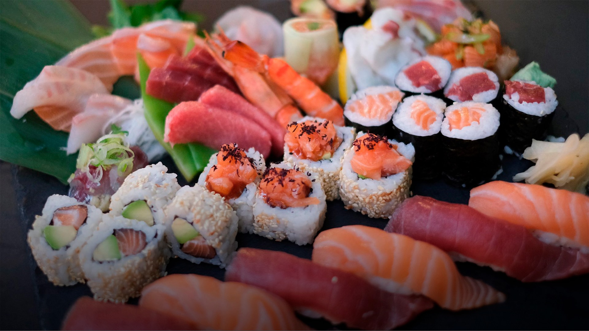Fomos experimentar o Tsukimi: a experiência de sushi em jardim secreto de Lisboa