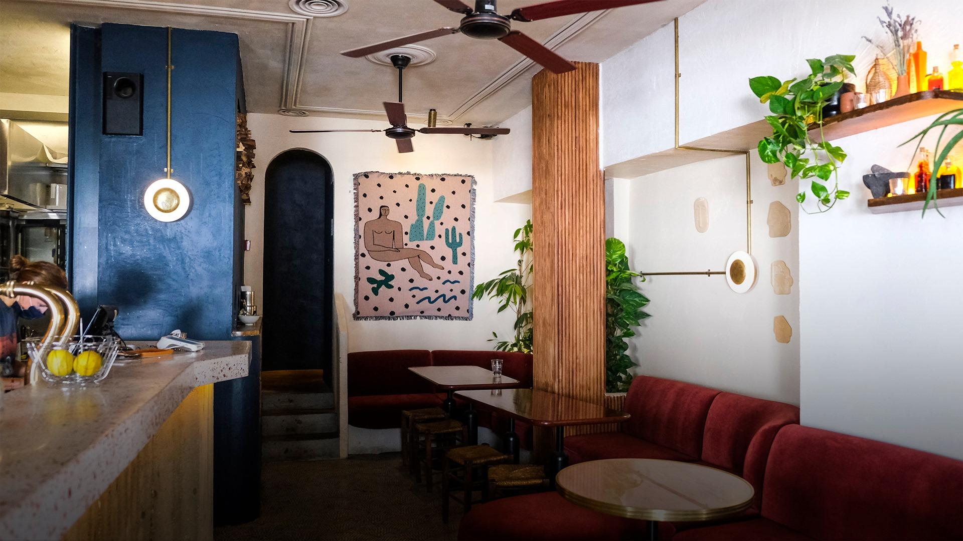 Palma Cantina: o novo spot do Intendente com cocktails, empanadas e pequenos-almoços