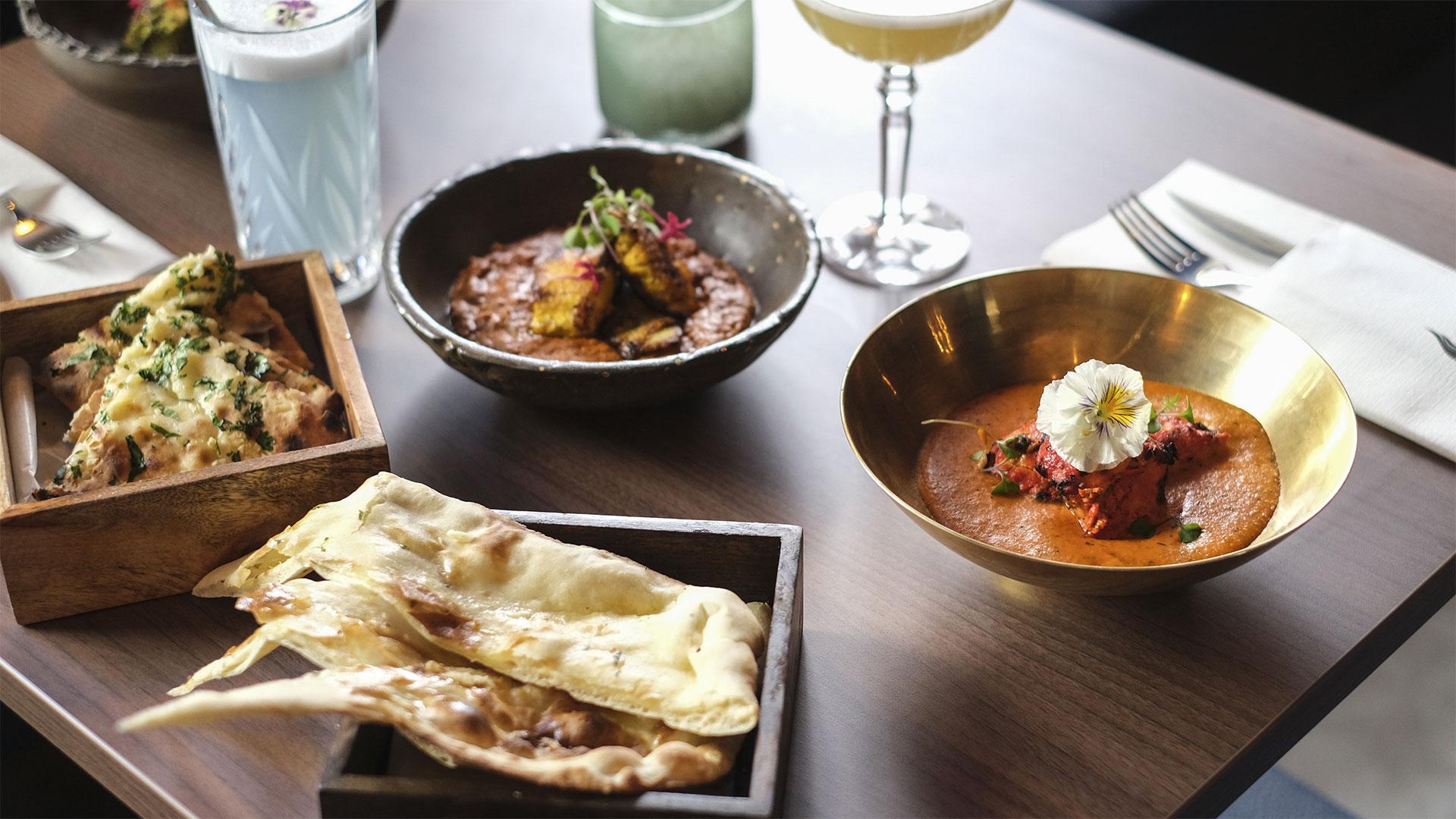 Oven: o novo restaurante de Lisboa viaja até à Índia e ao Nepal